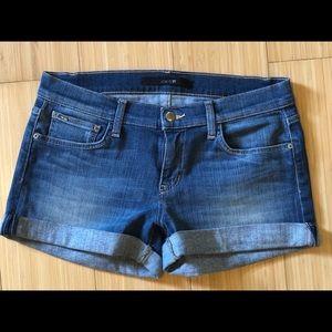 Joe's Jeans Cuffed Denim Short